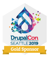 DrupalCon Seattle Gold Sponsors