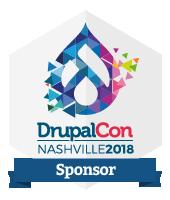 DrupalCon Nashville Sponsor