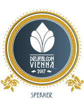 I'm speaking | Drupalcon Vienna 2017