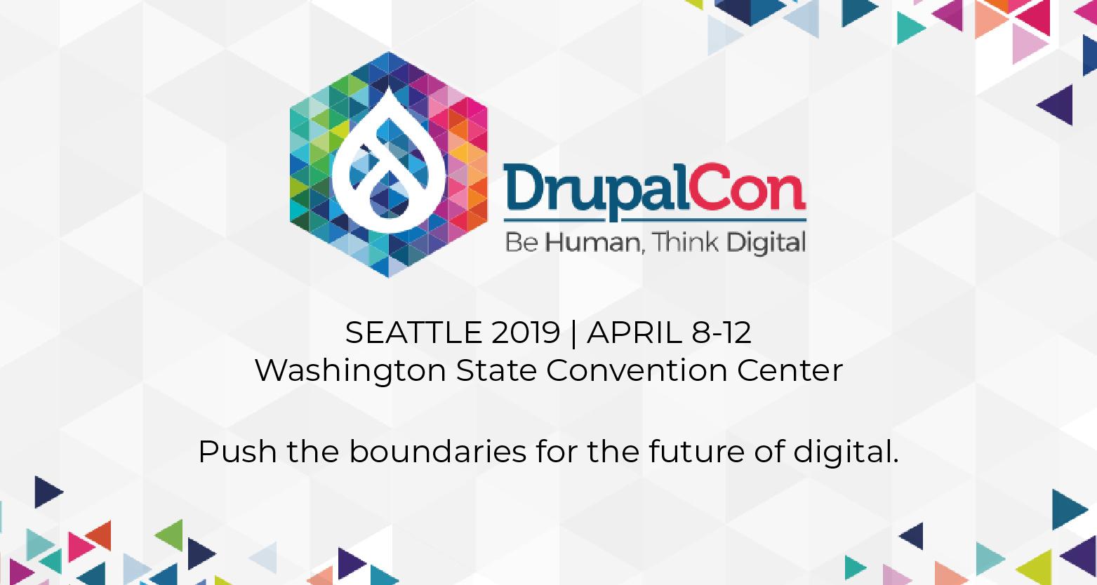 DrupalCon Seattle